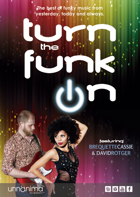 TURN THE FUNK ON BY BREQUETTE-CASSIE
