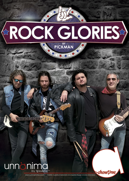 ROCK GLORIES