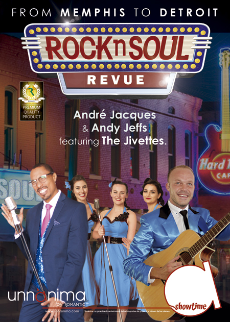 ROCK N SOUL By Andy-Andre and Jivettes