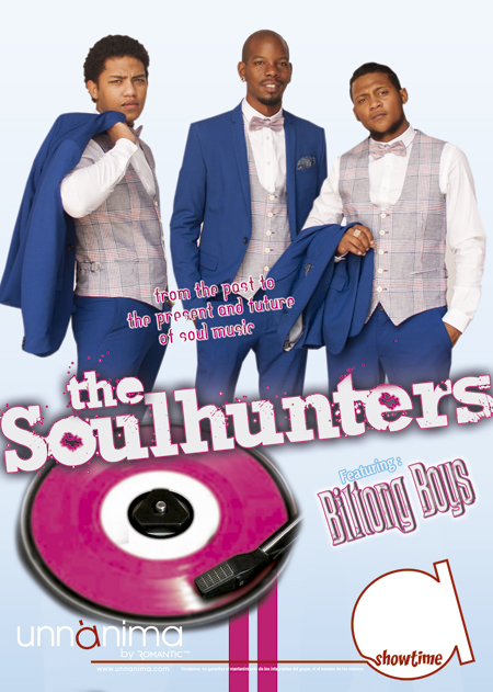 THE SOULHUNTERS By BILTON BOYS